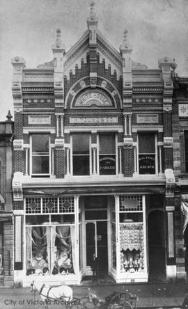 White House, Henry Young & Co. Dry Goods Store, 67 Government Street