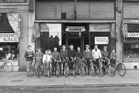 Harris' Bike Shop, 738 Fort Street