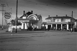 Gas station, 2706 Government Street
