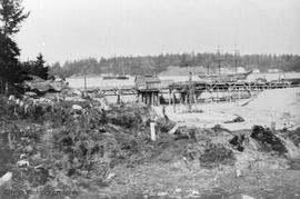 Construction of the Esquimalt Dry Dock
