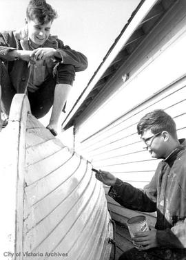 RCSC Rainbow seamanship and maintenance
