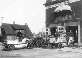 Victoria Fire Department No. 2 Fire Hall Yates Street