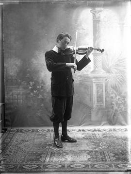 William Balagno, violinist