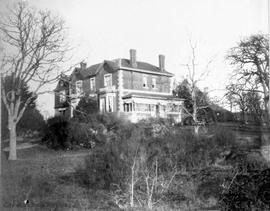 """Highwood"", 1021 Moss Street, William Curtis and Lydia Ward family residence"