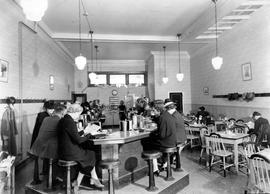 Morris Kersey's coffee shop, 644 Fort Street
