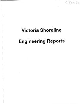 Victoria shoreline engineering reports
