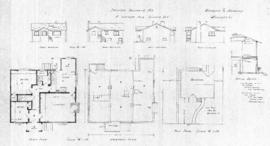 Proposed residence for F. Wright Esq., Victoria, B.C.