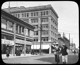 Broad Street, Bantam's recruiting (in Arcade Building, left)