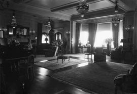 """Hatley Park"", James and Laura Dunsmuir residence, interior"