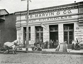 E.B. Marvin & Co., 1202 Wharf Street