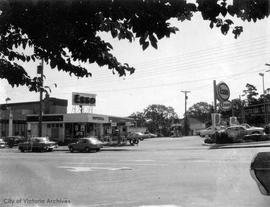 1609 Fort Street. Imperial Esso gas station