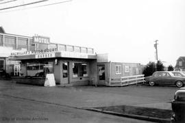 623-633 Gorge Road East. Motel