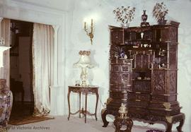 "A.J.C. Galletly family home at 1715 Rockland Avenue known as ""Hochelaga"", drawing room"