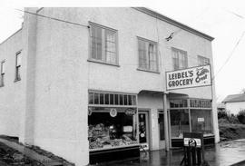 1387 Hillside Avenue. Leibel's Grocery