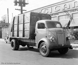 Introduction of the Fort Sacred garage truck
