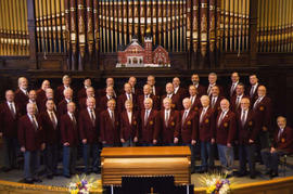 Arion Male Voice Choir at Centennial United Church, Victoria, BC