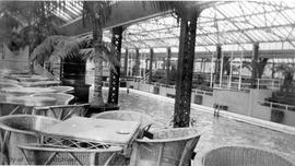 Crystal Gardens, interior