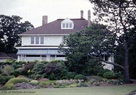 William C. Merston family home at 1159 Beach Drive