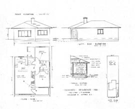 Proposed residence for Mr. & Mrs. L.T. Kamann, Shelbourne St., Victoria, B.C.