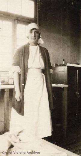 Unidentified nurse