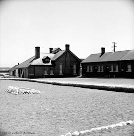 Work Point Barracks, Officer's and N.C.O. married quarters