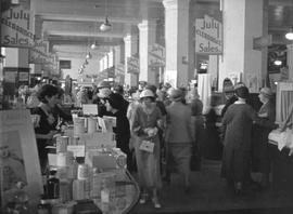 The Hudson Bay Department Store, interior