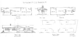 Bungalows for C.R. Davidson, Esq.
