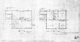 Wartime Housing Limited : Victoria, B.C. : Project No. 2. : house type H1 & H2 B