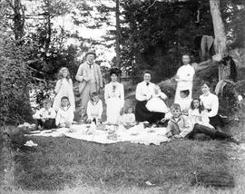 Elworthy and Boggs family picnic