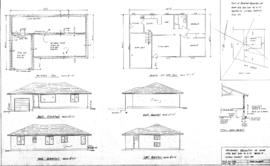 Proposed relocation of house onto part Lots 96 & 97, Section 4, Victoria District, Plan 132