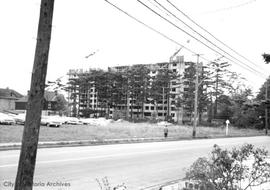 Construction of Princess Patricia Apartments, Victoria West