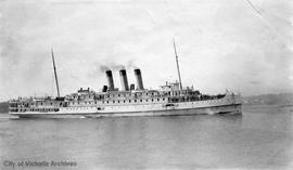 "CPR Princess ship ""Victoria"""