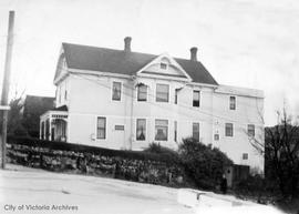 809 Burdett Avenue, Axel and Beatrice Anderson home