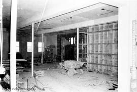 1 Centennial Square. Comp. Dept. in City Hall during renovations at time of Centennial Square con...