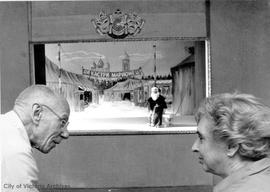 Puppet theatre productions are work of John McCall and Vivien Combe