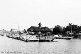 Old Oak Bay boathouse