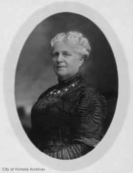 Emma Spencer, Mrs. David Spencer nee Lazenby