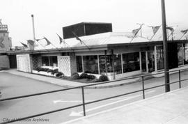1912 Douglas Street,  Paul's Drive-in Restaurant