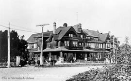Oak Bay Hotel, later the Old Charming Inn