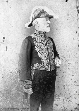 James Dunsmuir, Lt. Governor of British Columbia 1906-1909