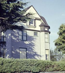 Hon. William Templeman family home at 633 Simcoe Street