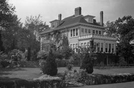 Garden studies, 1765 Rockland Avenue, Mrs. Charles William residence