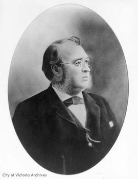John Teague, Mayor 1894-1895